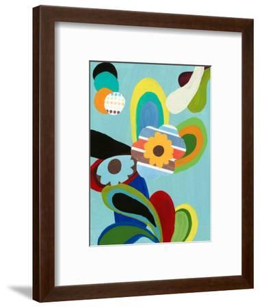 Power Pop Two-Jan Weiss-Framed Art Print