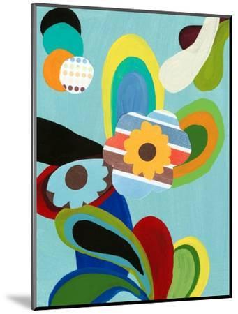 Power Pop Two-Jan Weiss-Mounted Art Print