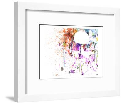 "Dude ""Big Lebowski""-NaxArt-Framed Art Print"