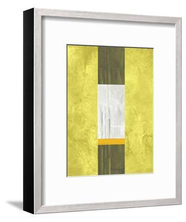 Yellow Mist 2-NaxArt-Framed Art Print