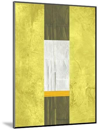 Yellow Mist 2-NaxArt-Mounted Art Print