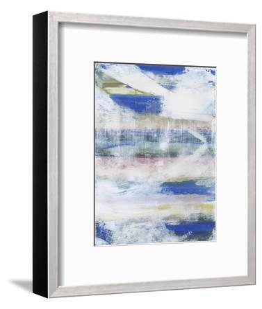 White Wash II-Jodi Fuchs-Framed Art Print