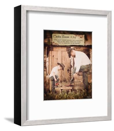 Reason No. 32-Shawnda Craig-Framed Art Print
