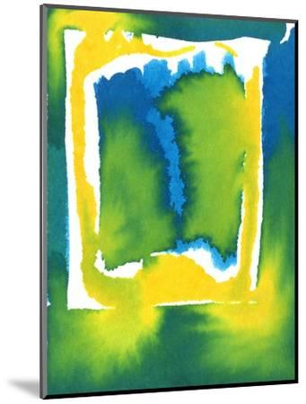 Instantaneous I-Renee W^ Stramel-Mounted Art Print