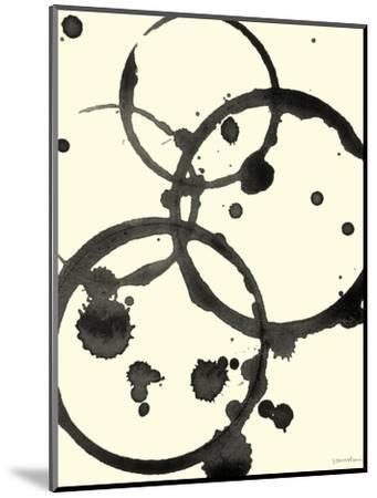 Astro Burst V-Vanna Lam-Mounted Art Print