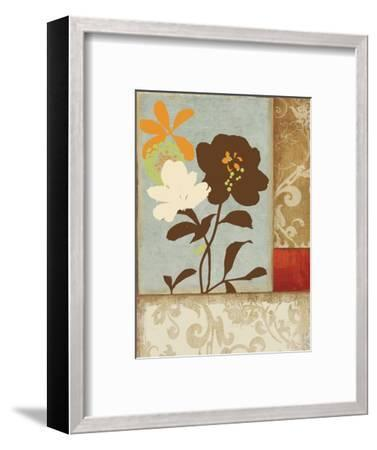 Floral Damask I Art Print By Andrew Michaels Art Com