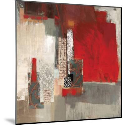 Crimson Tide-Sloane Addison ?-Mounted Art Print