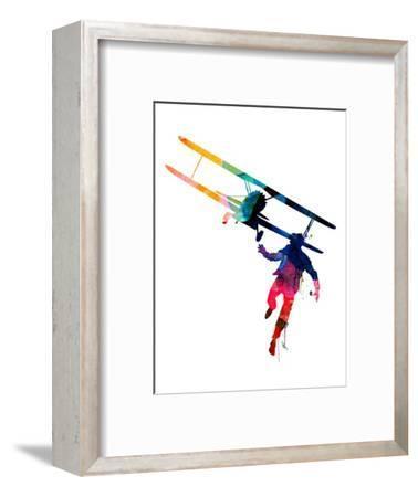 Northwest Watercolor-Lora Feldman-Framed Art Print
