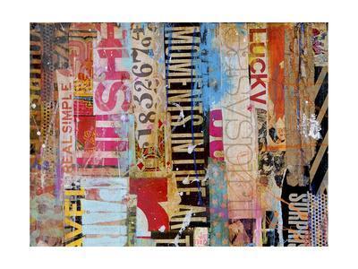 Metro Mix 21 I-Erin Ashley-Art Print