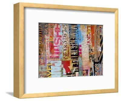Metro Mix 21 I-Erin Ashley-Framed Art Print