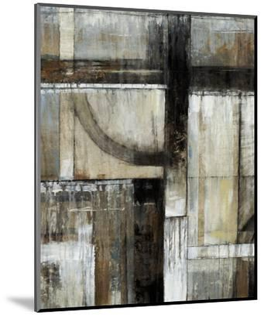 Existence I-Tim O'toole-Mounted Art Print