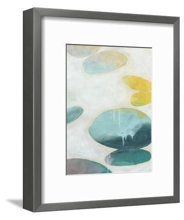 Stacking Stones I-June Erica Vess-Framed Art Print