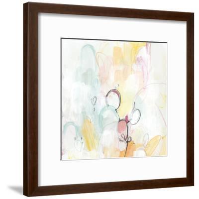 Quarter Note I-June Erica Vess-Framed Art Print