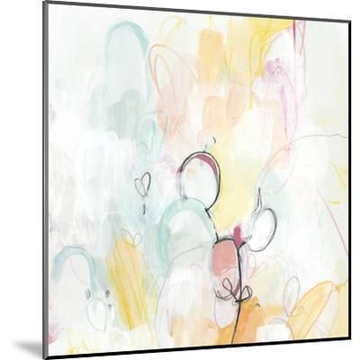 Quarter Note I-June Erica Vess-Mounted Art Print