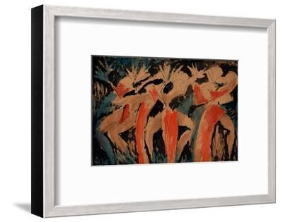 Carnavalia 2-Vaan Manoukian-Framed Art Print