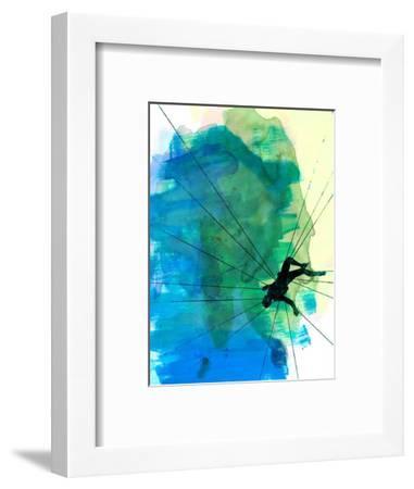 Vertigo Watercolor-Lora Feldman-Framed Art Print