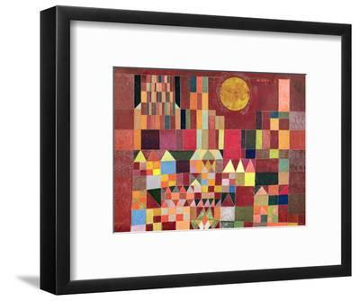 Castle And Sun Giclee Print By Paul Klee Art Com