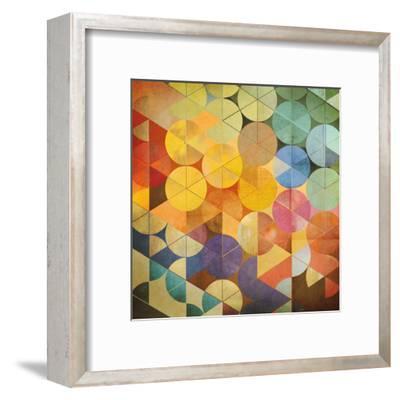 Full Circle I-NOAH-Framed Art Print