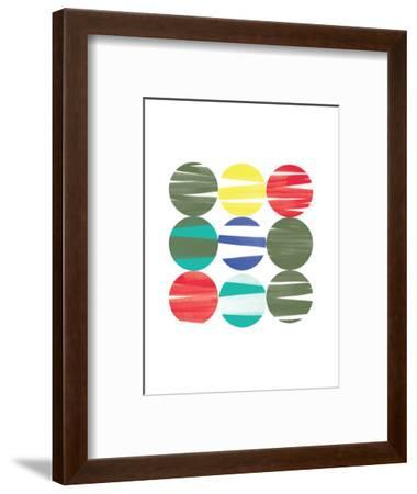 Marble Candy-Catherine Aguilar-Framed Giclee Print