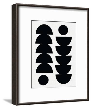 Tropical-Seventy Tree-Framed Giclee Print