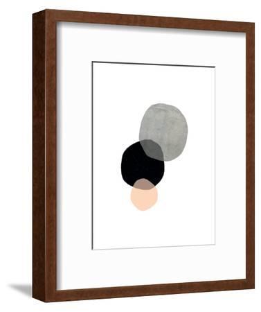 Circles-Seventy Tree-Framed Giclee Print