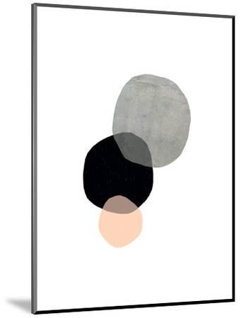 Circles-Seventy Tree-Mounted Giclee Print