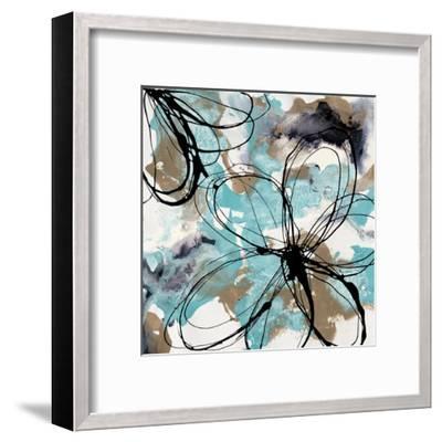 Free Flow II-Natasha Barnes-Framed Art Print