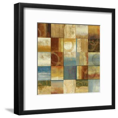Connections I-Allison Pearce-Framed Art Print