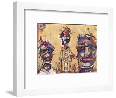 Filmic, 2007-Anthony Breslin-Framed Giclee Print