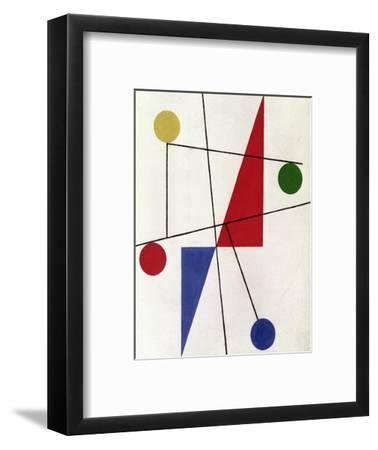 Untitled, 1932-Sophie Taeuber-Arp-Framed Giclee Print