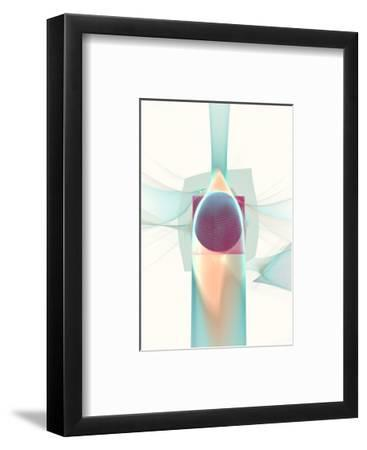 Minimal Kitchen Art 7090-Rica Belna-Framed Giclee Print