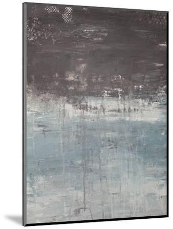 Lithosphere 89 - Canvas 1-Hilary Winfield-Mounted Giclee Print