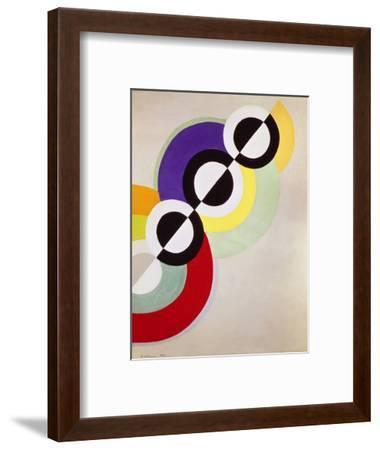 Prismen, 1934-Robert Delaunay-Framed Giclee Print