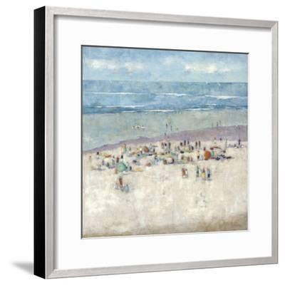 Beach 1-Wendy Wooden-Framed Giclee Print