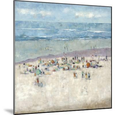 Beach 1-Wendy Wooden-Mounted Giclee Print