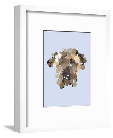 Bunny 01-Yoni Alter-Framed Giclee Print