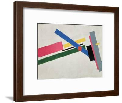 Suprematist Construction-Kasimir Malevich-Framed Giclee Print