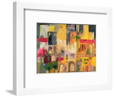 Castle, 2007-08-Derek Balmer-Framed Giclee Print