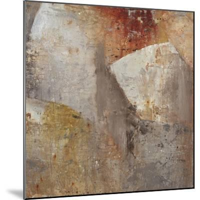 Stone Wall II-Alexys Henry-Mounted Giclee Print