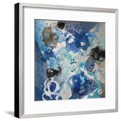 Convivial Play VII-Rikki Drotar-Framed Giclee Print