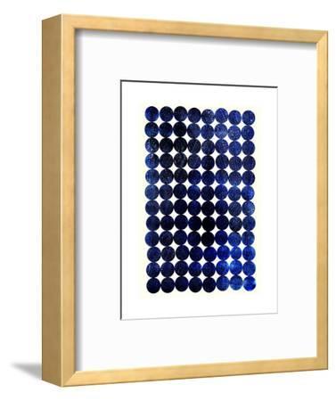 Unity Indigo-Garima Dhawan-Framed Giclee Print