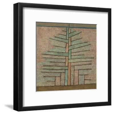 Pine Tree, 1932-Paul Klee-Framed Giclee Print