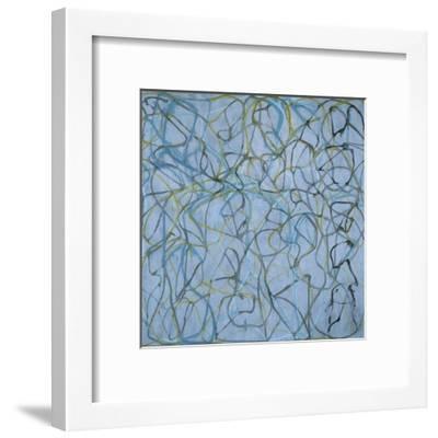 Uxmal, 1991-93-Brice Marden-Framed Giclee Print