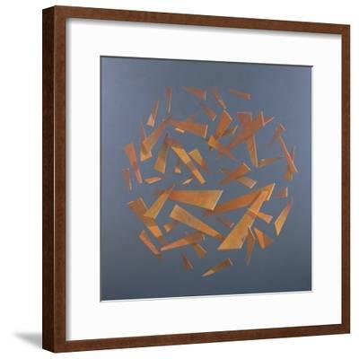 Deconstructed Sphere, 2005-Lincoln Seligman-Framed Giclee Print