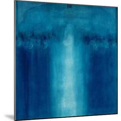 Untitled Blue Painting, 1995-Charlie Millar-Mounted Giclee Print