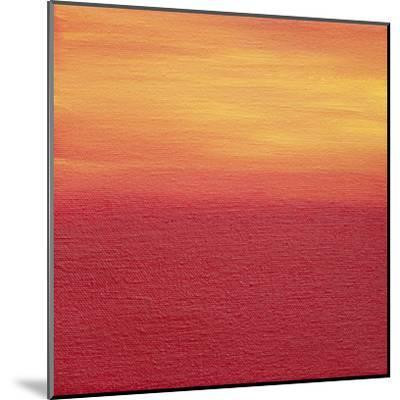 Ten Sunsets - Canvas 7-Hilary Winfield-Mounted Giclee Print