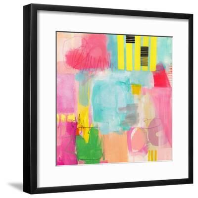 Like a Much-Needed Fist to My Heart-Jaime Derringer-Framed Giclee Print