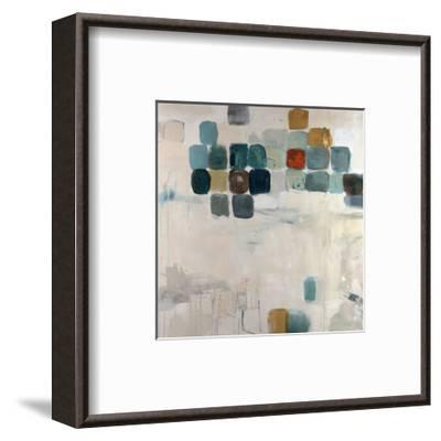 Patio Mosaic-Jodi Maas-Framed Giclee Print