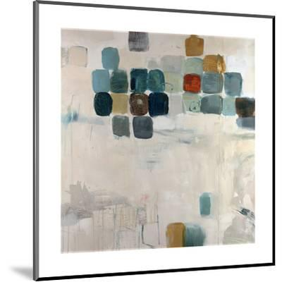 Patio Mosaic-Jodi Maas-Mounted Giclee Print