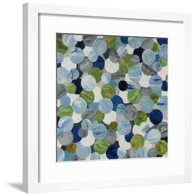 Tiled In-Sydney Edmunds-Framed Giclee Print